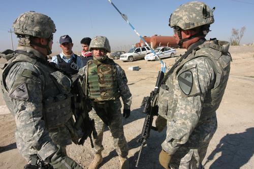 アメリカ、イラク、 そして対テ...