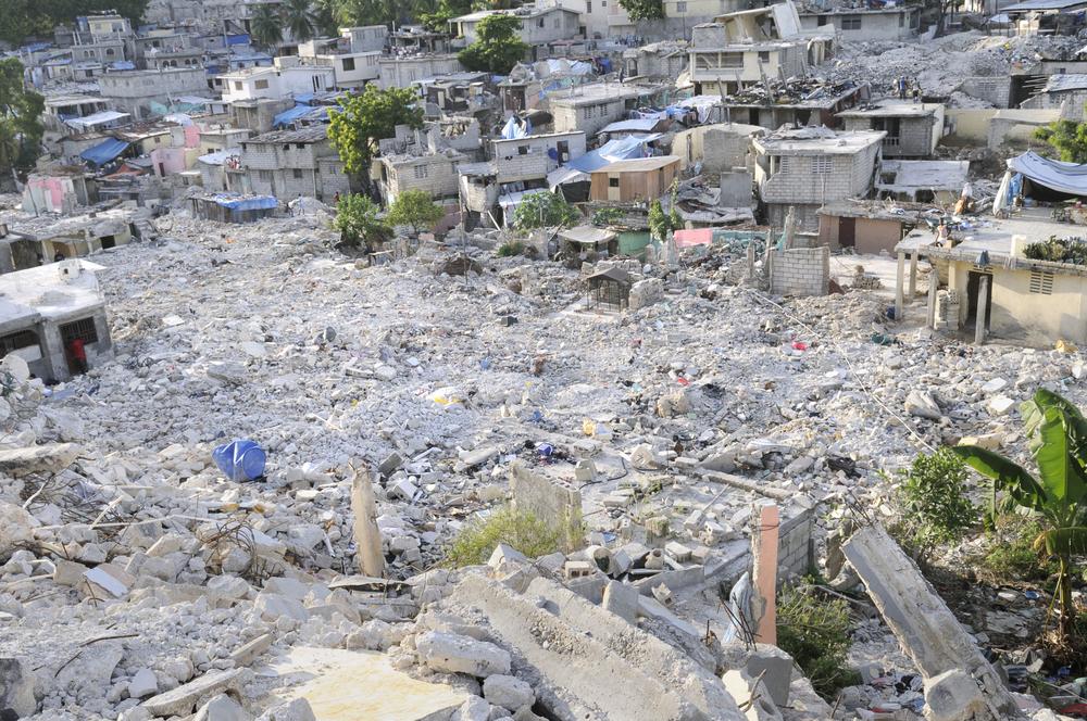 なぜハイチは瓦礫に埋もれたままなのか ―― 巨大地震からの復興を阻む ...
